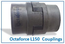 Lovejoy L150 Couplings Jaw Type Coupling Amp Spider Octaforce