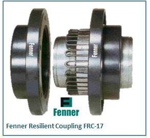 Fenner Pin Bush Coupling