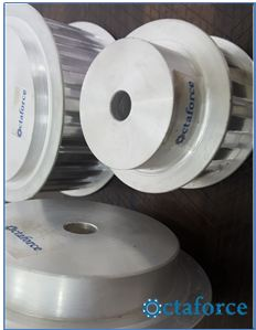 Aluminum Timer Pulley in Stock