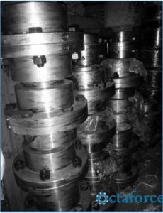Couplings Pin Bush Stock
