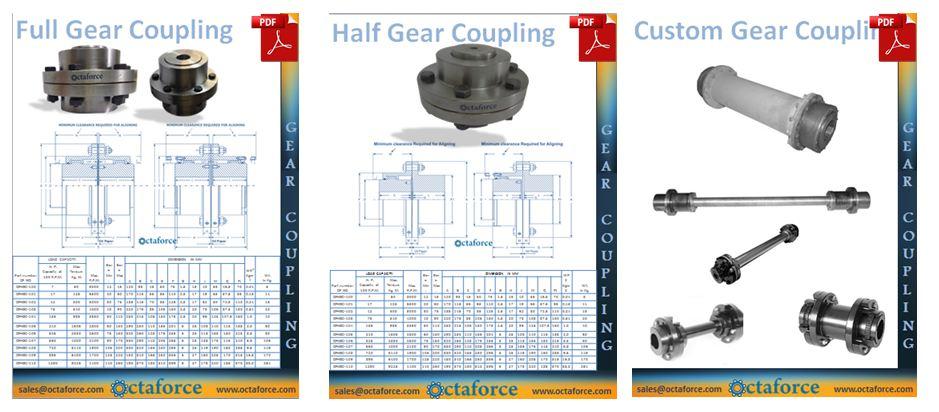 Gear Coupling – Octaforce