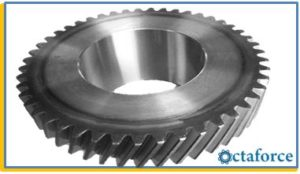 Large Helical Gears