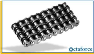 Quadruplex Roller Chains