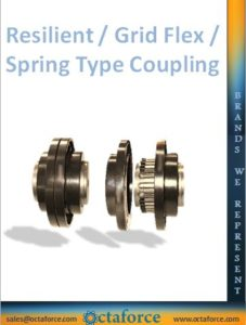 Resilient Coupling Catalogue