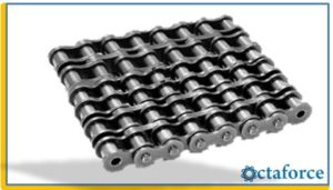 Six Strands Roller Chains