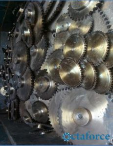 Sprockets Manufacturer