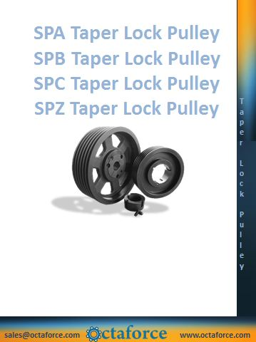 Taper Lock Pulleys PDF Catalogue