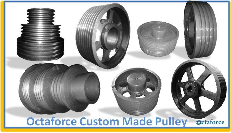 Custom made Pulley