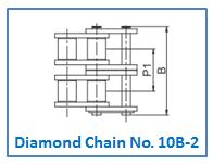 Diamond Chain No. 10B-2.
