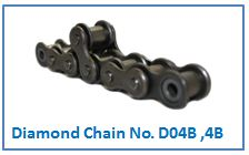 Diamond Chain No. D04B ,4B