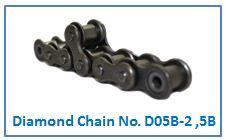 Diamond Chain No. D05B-2 ,5B