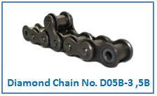 Diamond Chain No. D05B-3 ,5B