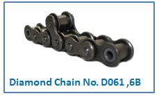 Diamond Chain No. D061 ,6B