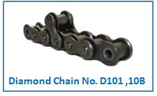 Diamond Chain No. D101 ,10B