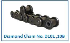 Diamond Chain No. D101 ,10B