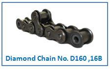 Diamond Chain No. D160 ,16B