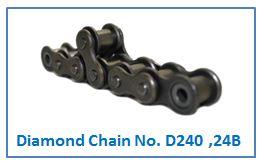 Diamond Chain No. D240 ,24B