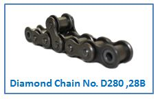 Diamond Chain No. D280 ,28B