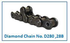 Diamond Chain No. D280 ,28B