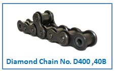 Diamond Chain No. D400 ,40B