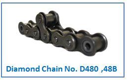Diamond Chain No. D480 ,48B