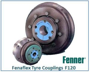Fenaflex Tyre Couplings F120