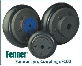 Fenner Tyre Couplings F100