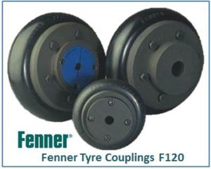 Fenner Tyre Couplings F120