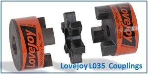 Lovejoy L035 Couplings