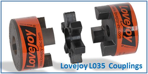Lovejoy L035 Couplings