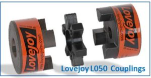 Lovejoy L050 Couplings- Jaw Type Coupling & Spider – Octaforce