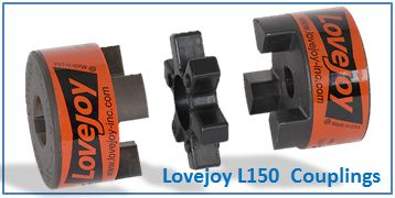 Lovejoy L150 Couplings
