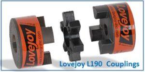 Lovejoy L190 Couplings