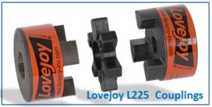 Lovejoy L225 Couplings