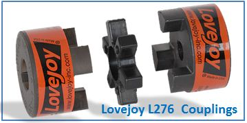Lovejoy L276 Couplings