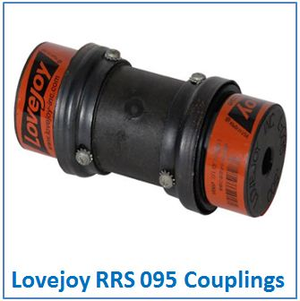 Lovejoy RRS 095 Couplings.