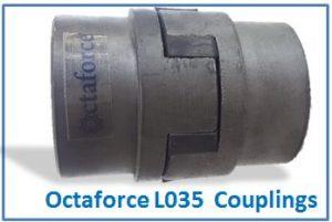 Octaforce L035 Couplings