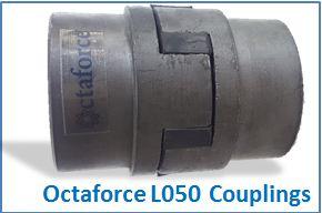 Octaforce L050 Couplings