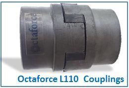 Octaforce L110 Couplings