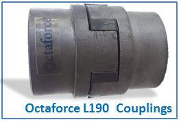 Octaforce L190 Couplings