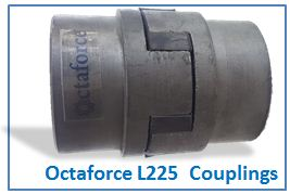 Octaforce L225 Couplings