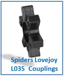 Spiders Lovejoy L035 Couplings