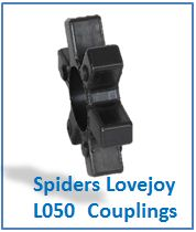 Spiders Lovejoy L050 Couplings