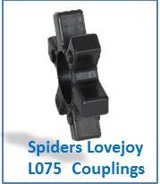 Spiders Lovejoy L075 Couplings