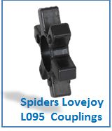 Spiders Lovejoy L095 Couplings