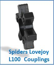 Spiders Lovejoy L100 Couplings