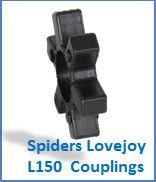 Spiders Lovejoy L150 Couplings