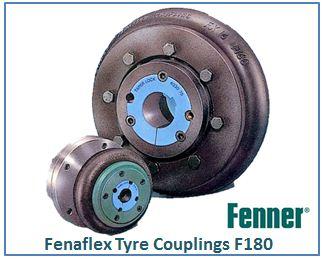 Fenner Tyre Couplings F 180 Fenaflex Tyre Coupling