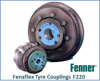 Fenaflex Tyre Couplings F220