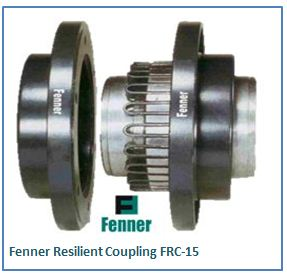 Fenner Resilient Coupling FRC-15